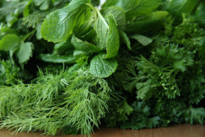 greens for detox