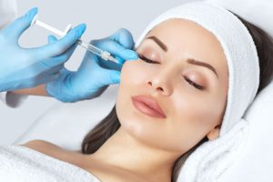 Under Eye Rejuvenation with Platelet- Rich Plasma (PRP)